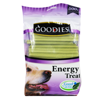 Goodies Stick Energy Dog Food Treat 500g G-DF-S-003