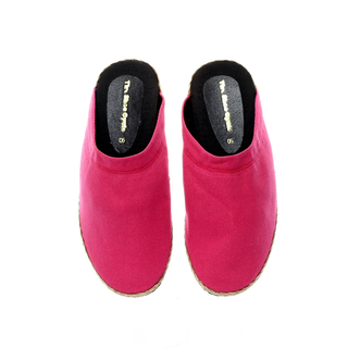 The Shoe Cycle Ladies Edpadrille Half Shoes Pink