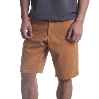 The Gentleman's Mustard Khaki Men's Short