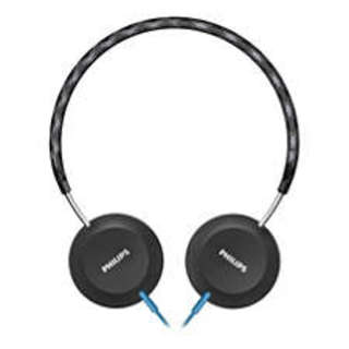 PHILIPS Lightweight On-­Ear Headphones (SHL5100-00)