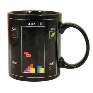 Heat Sensitive Tetris Coffee Mug
