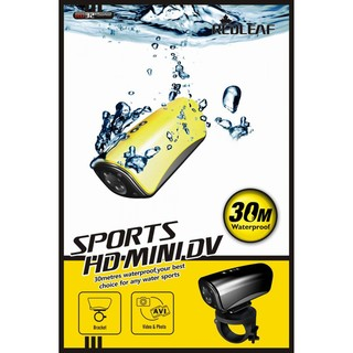 High Definition Waterproof Sports Camera