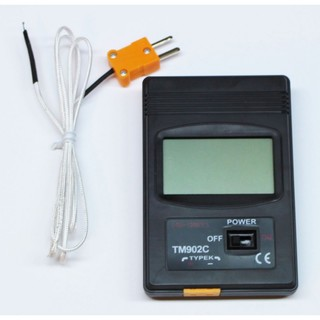 K Type Digital Thermometer Thermocouple Probe