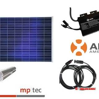 0.510w MICROINVERTER PACKAGE