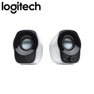 Logitech Z120 2.0  Speakers (White)