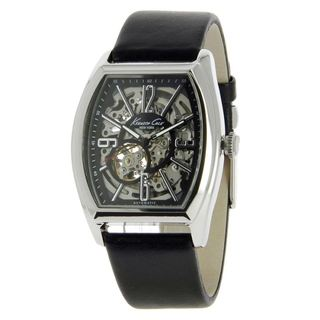 Kenneth Cole New York Auto IKC1750 Skeleton Watch