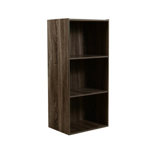 TAILEE ST-300BF  3-LAYER UTILITY CABINET (DARK SONOMA OAK)
