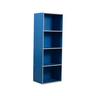 TAILEE ST-400BF  4-LAYER UTILITY CABINET  (BLUE)