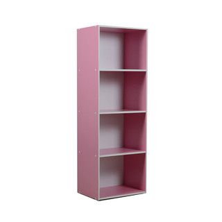 TAILEE ST-400BF  4-LAYER UTILITY CABINET  (PINK)