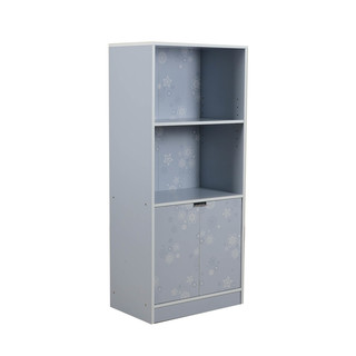 TAILEE SM-0482 PRINTER DISPLAY CABINET (GREY)