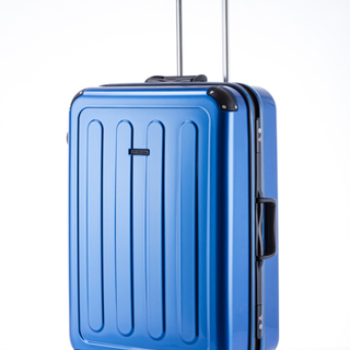 "Hideo Wakamatsu Bundle Hardcase Luggage 27"" (Blue)"
