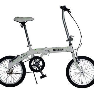 KAWASAKI KAWASAKI FOLDING BIKE  (KWS-003)