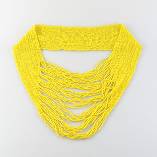 Swag Necklace (yellow)
