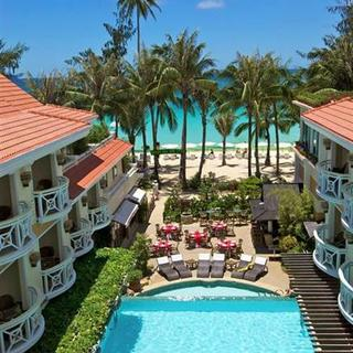 Boracay Mandarin - Beach Front 3D2N - ₱ 6,457.00 X 4 PAX - Half-Board (October 16 - March 31)