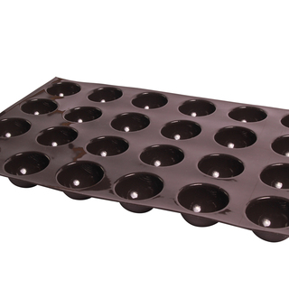 Half Spheres Confectionary Baking Mould (Ref. 90135)