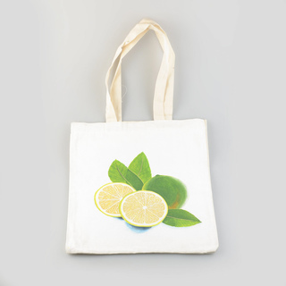 Handpainted Calamansi Bag (full color)
