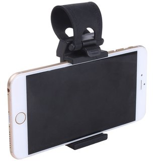 Incarbite Car Steering Wheel & Bicycle Cell Phone Mount (IC-POP-9)