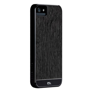 Casemate Iphone 5 Case Crafted Woods (Cm022438)  (Black)