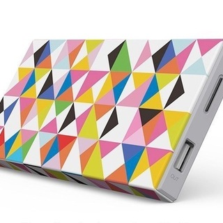 Emie Memo 10,000 mAh Powerbank (Pop Art)