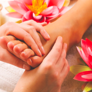 Earthly Senses Spa Refresh, Relax and More Packages - Gift Certificates - Foot Spa with Pedicure