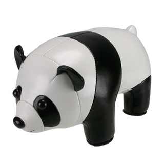 Zuny Panda  Bookend (Black/White)