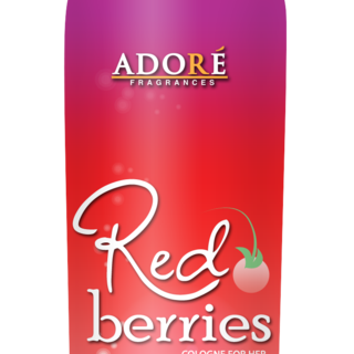 Adore Fragrances	Red Berries (100ml)