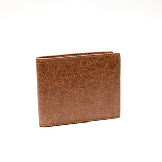 Balenciaga Bi fold Men's Wallet  (Brown)