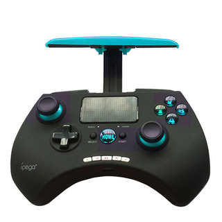 Ipega Touch Pad Bluetooth Game Controller - Blue
