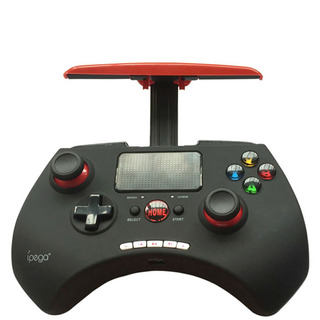 Ipega Touch Pad Bluetooth Game Controller - Red