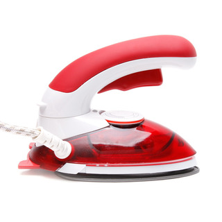 Hetian CL-558B Mini Travel Iron (Red) Red WH00001947