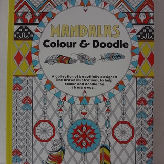 WS Pacific Publications Mandalas Colour and Doodle (WS-737727)