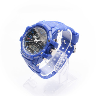 JC WATCH Mens G-Shock Watch - Blue (11150015) *WITH FREE SUNGLASSES