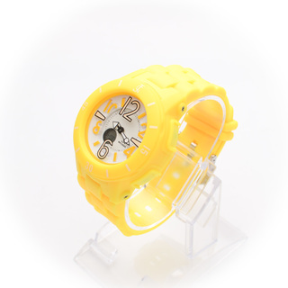 JC WATCH Mens G-Shock Watch - Yellow (11150107) *WITH FREE SUNGLASSES