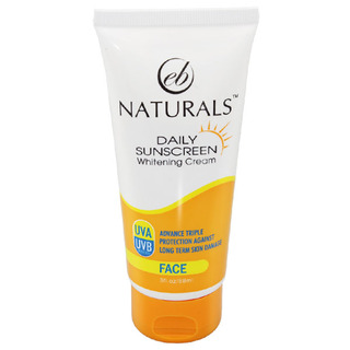 EB NATURALS SUNSCREEN WHITENING LOTION 150ML