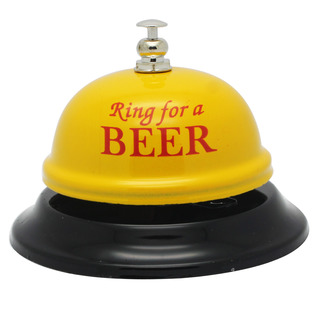 Below SRP Ring for a Beer Bell Small (Yellow)