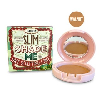 SNOE Slim Shade Me Face Sculpting Cake Walnut
