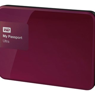 WESTERN DIGITAL MY PASSPORT ULTRA 1TB MARSALA (WDBGPU0010BBY-PESN)
