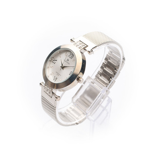 TIMENTO  LADIES SILVER  Strap Watch (11185079)