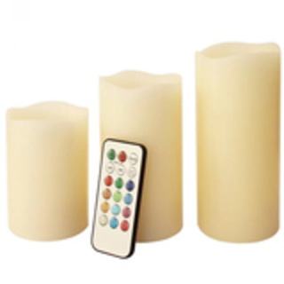 Luma Candles (White)
