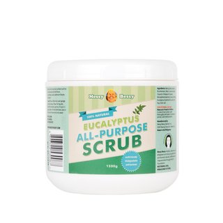 Messy Bessy Eucalyptus All-Purpose Scrub  1500g