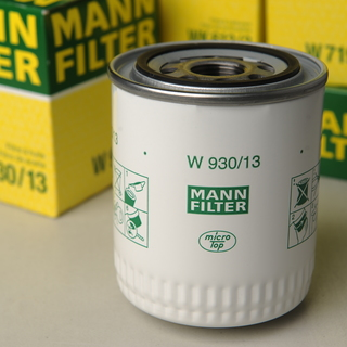 Mann Jaguar Oil Filter (W930/13)