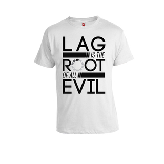 Lag is the Root (White)