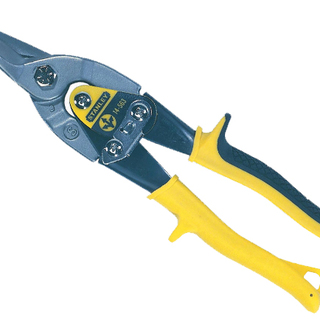 Stanley Aviation snip straight cut - Black & Yellow (ST14563)