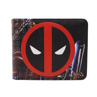 Karakter Leather Deadpool Wallet