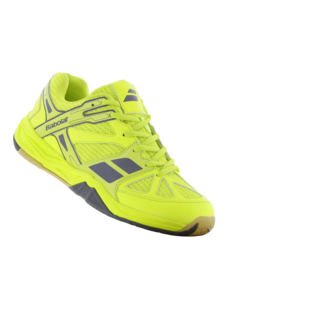 Babolat Shadow First Unisex Badminton Shoes Yellow