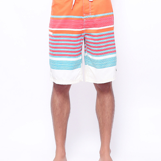 ISLAND HAZE ORANGE BOARDSHORT (0270)