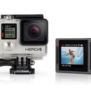 GoPro Hero4 Silver (International Warranty)