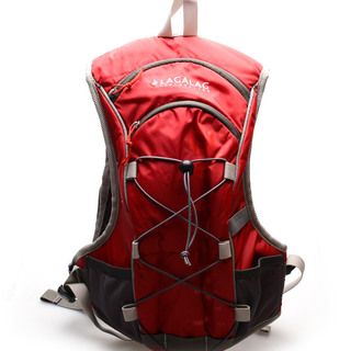 Lagalag Lagok Hydration Backpacks (Red)