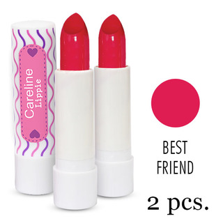 CARELINE LIPPIE LIPSTICK (2 PCS)