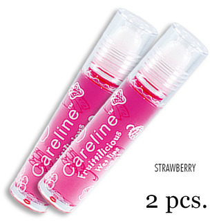CARELINE WET LIPS (2 PCS)